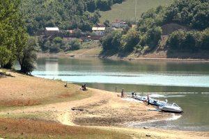 Niveli i ujit në liqenin e Batllavës rënë në minus