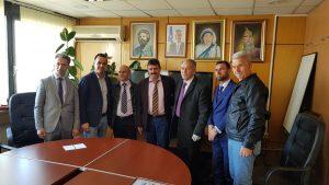 Drejtorët e Bordit të KRU,, Prishtina,, sh.a. përkrahin të punësuarit e ndërmarrjes në zbatimin e masave në parandalimin e virusit COVID -19,