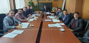 """Komunikatë nga Bordi i Drejtorëve të KRU """" Prishtina """" sh.a."""