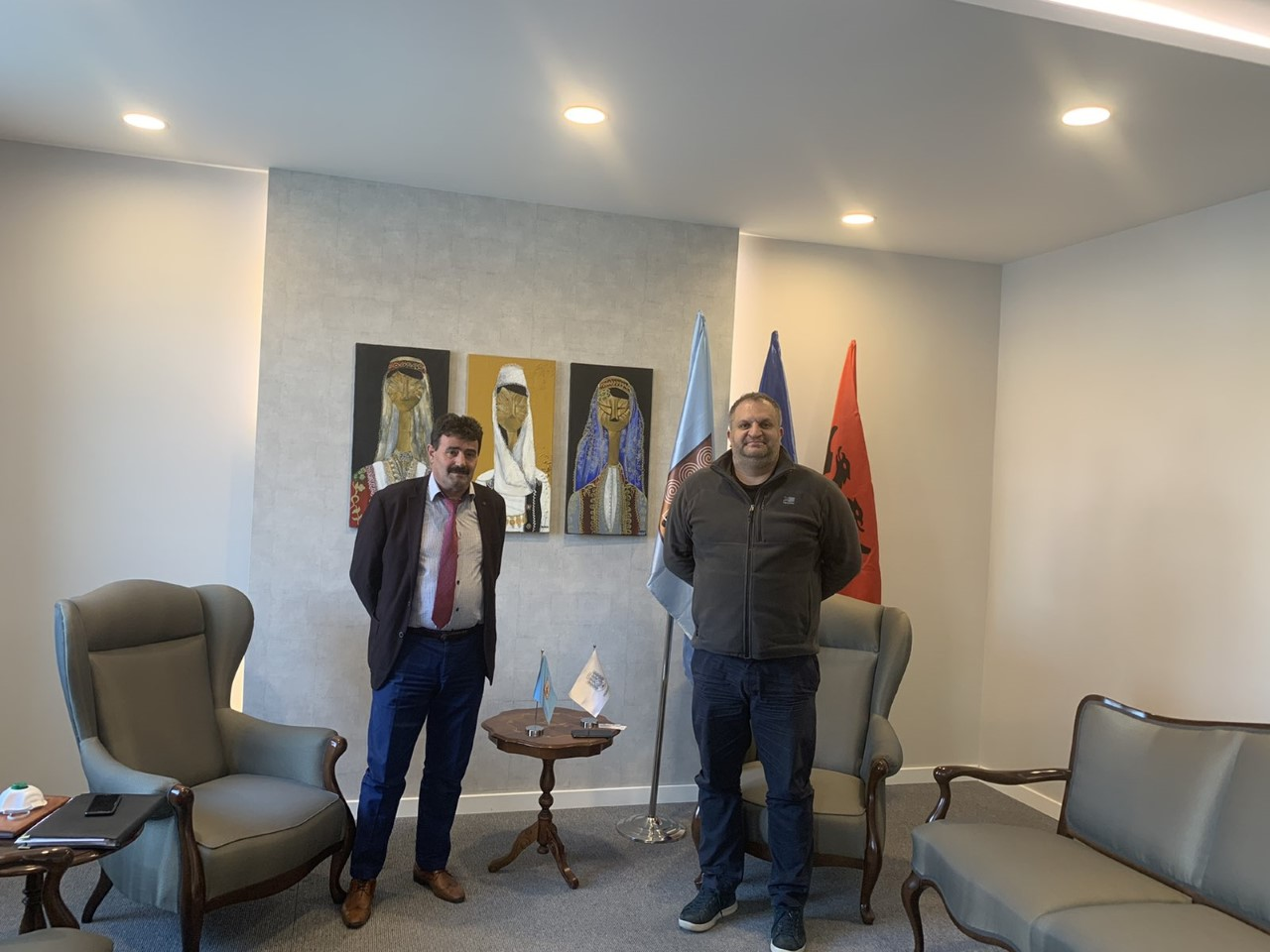 """Bashkërendim i aktiviteteve në mes të KRU""""Prishtina"""" dhe komunës së Prishtinës,"""