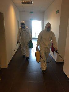 """Kompania Rajonale e Ujësjellësit """" Prishtina"""" sh.a. nis zbatimin e masave kundër përhapjes së virusit Corona,"""