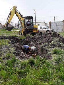 Vazhdojmë me riparimin e rrjetit të ujësjellësit,