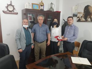 """Ujësjellësi Rajonal """" Prishtina """" dhe Komuna e Fushë Kosovës, bashkërendojnë projektet investive,"""