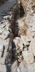 """Kanalizimi në rrugën """" Uran Ajeti"""" në Prishtinë,"""