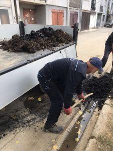 Ruani dhe mbroni rrjetat e kanalizimit !