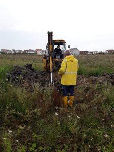 Vazhdojnë riparimet në sistemin e rrjetit të ujësjellësit,