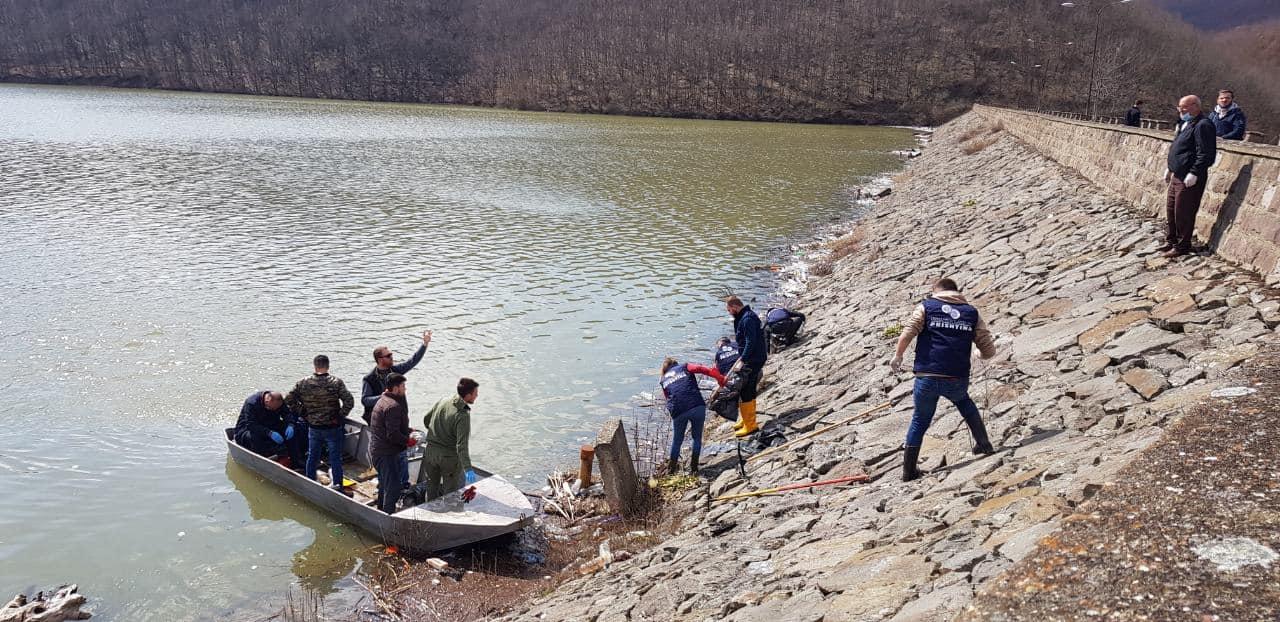 Sot po pastrohet Liqeni i Batllavës