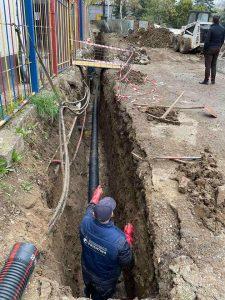 Realizohen ndrrime të segmenteve të gypave të kanalizimit