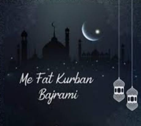 Të dashur qytetarë të besimit Islam!